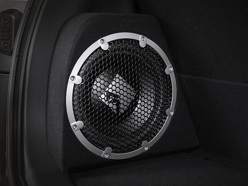 Rockford Fosgate Audio System