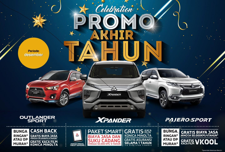 Program Penjualan Mitsubishi Motors Desember 2018