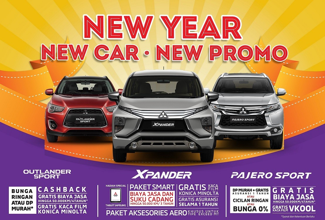 Program Penjualan Mitsubishi Motors Januari 2019