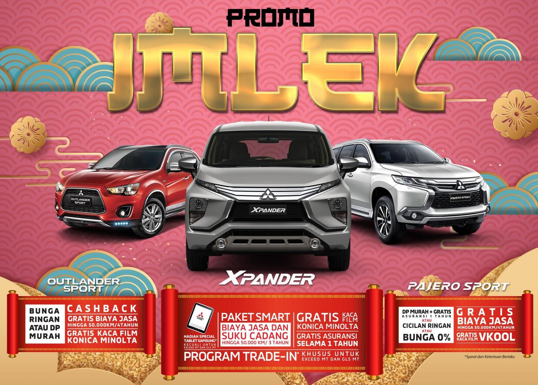 Program Penjualan Mitsubishi Motors Februari & Maret 2019