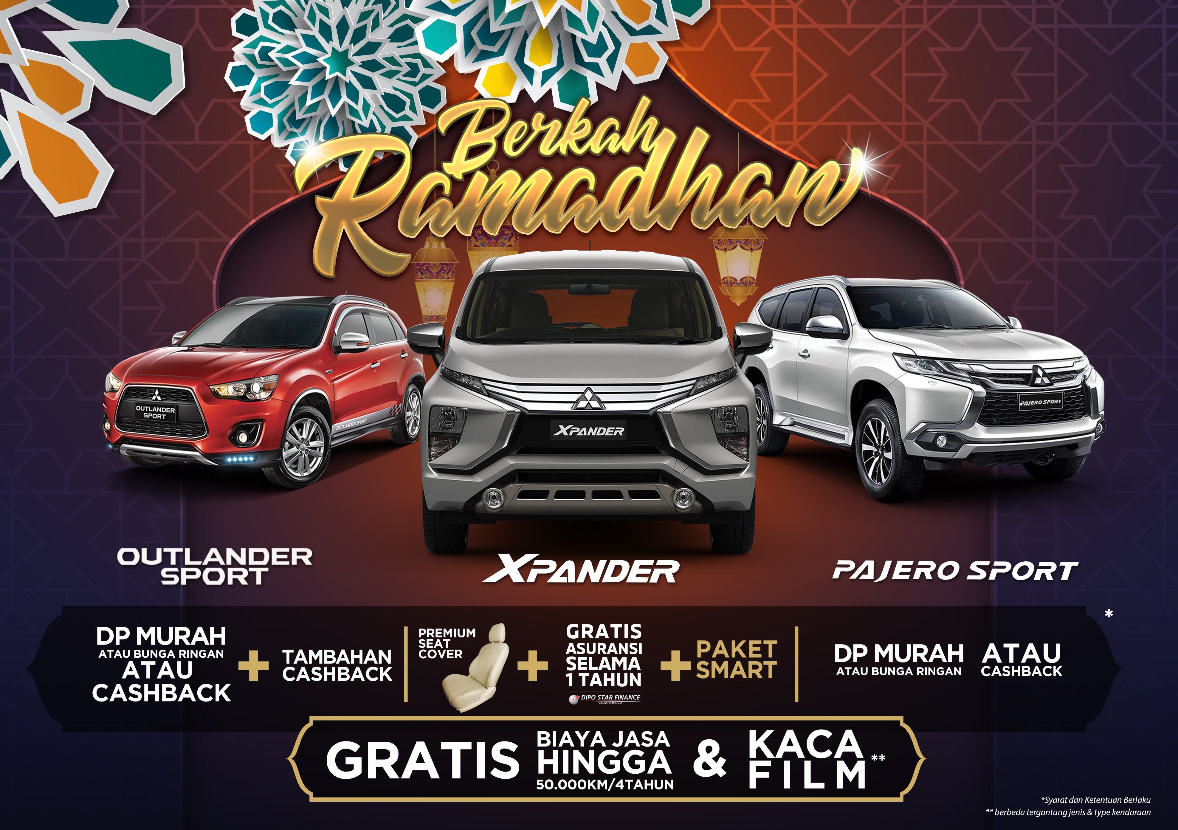 Program Penjualan Mitsubishi Motors Mei 2019