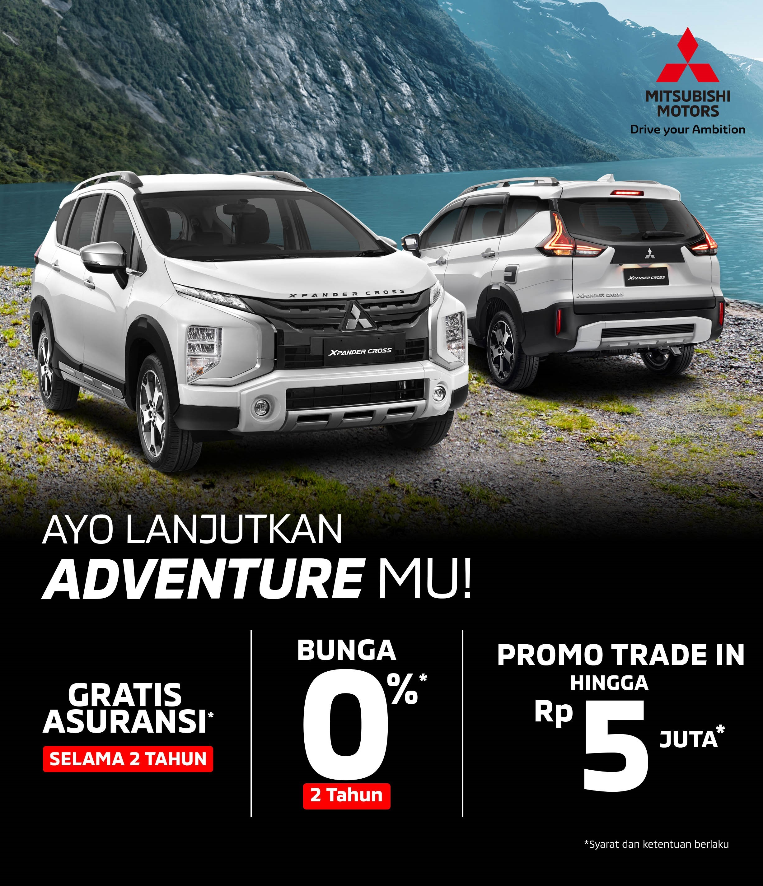 Program Penjualan Mitsubishi Motors Februari 2020