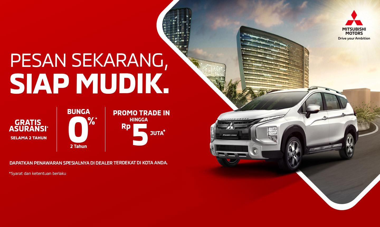 Program Penjualan Mitsubishi Motors Maret 2020