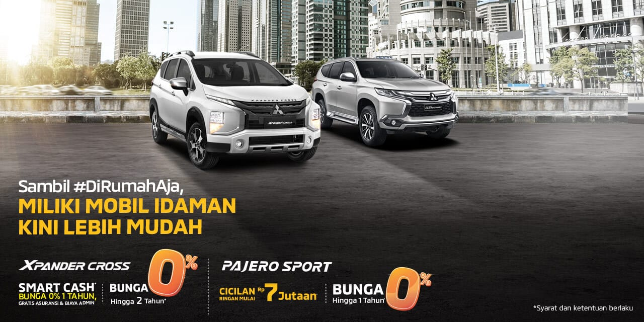 Program Penjualan Mitsubishi Motors Juni 2020