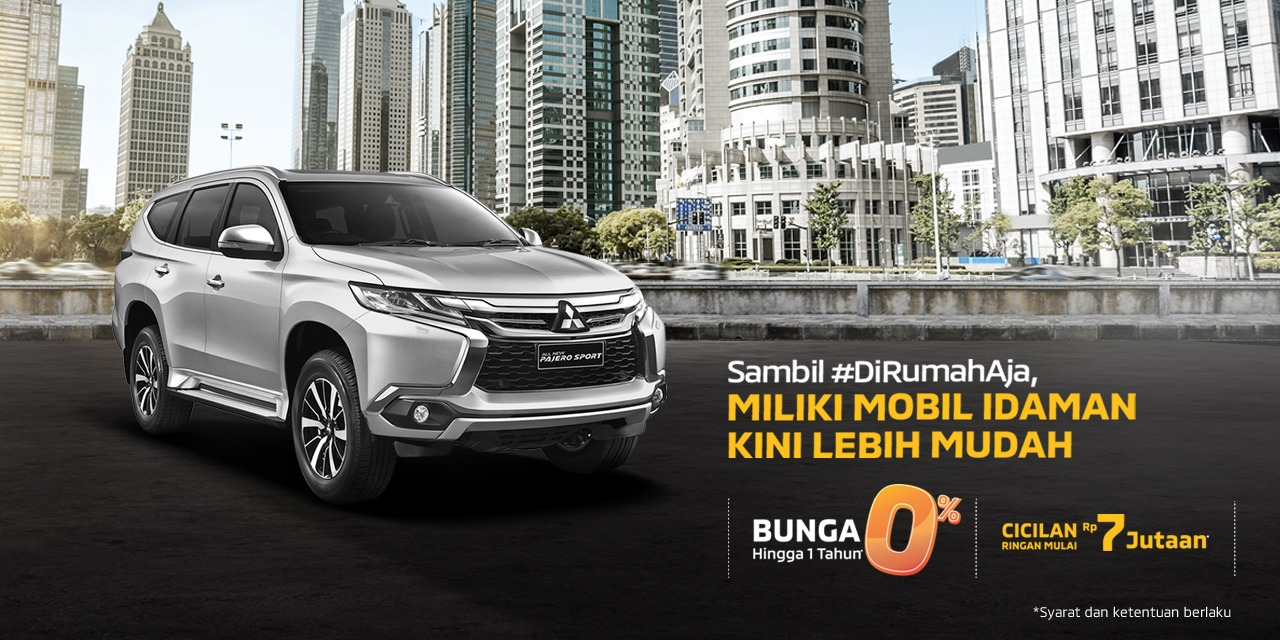 Program Penjualan Mitsubishi Motors Juli 2020