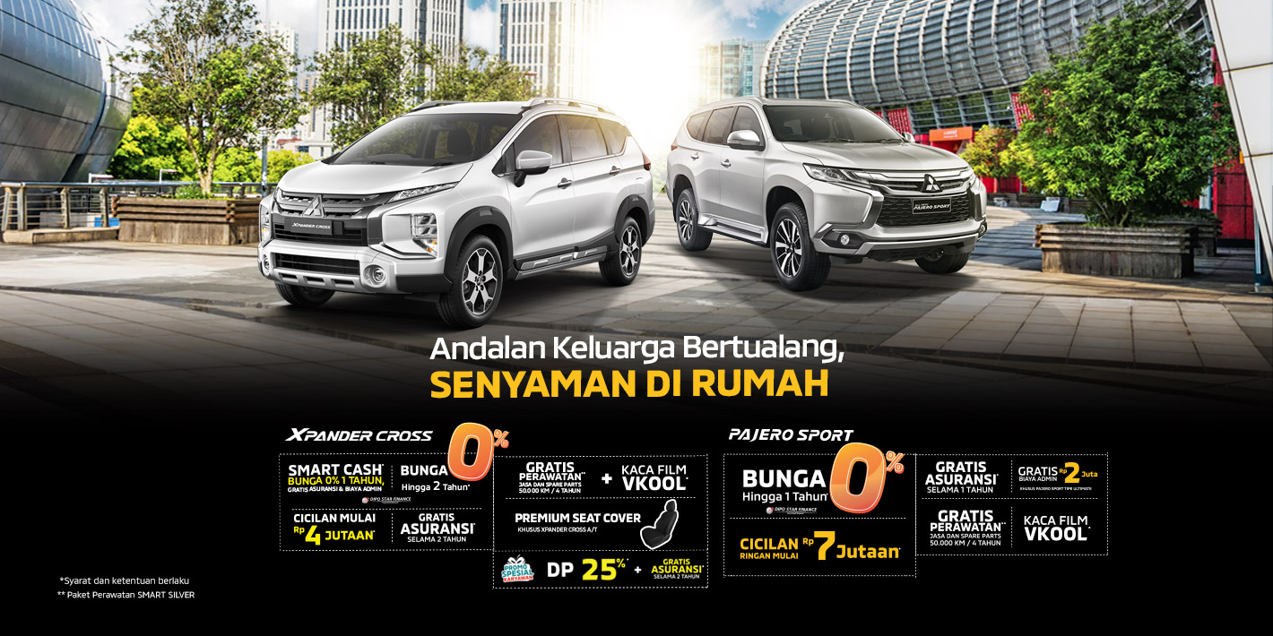 Program Penjualan Mitsubishi Motors September 2020