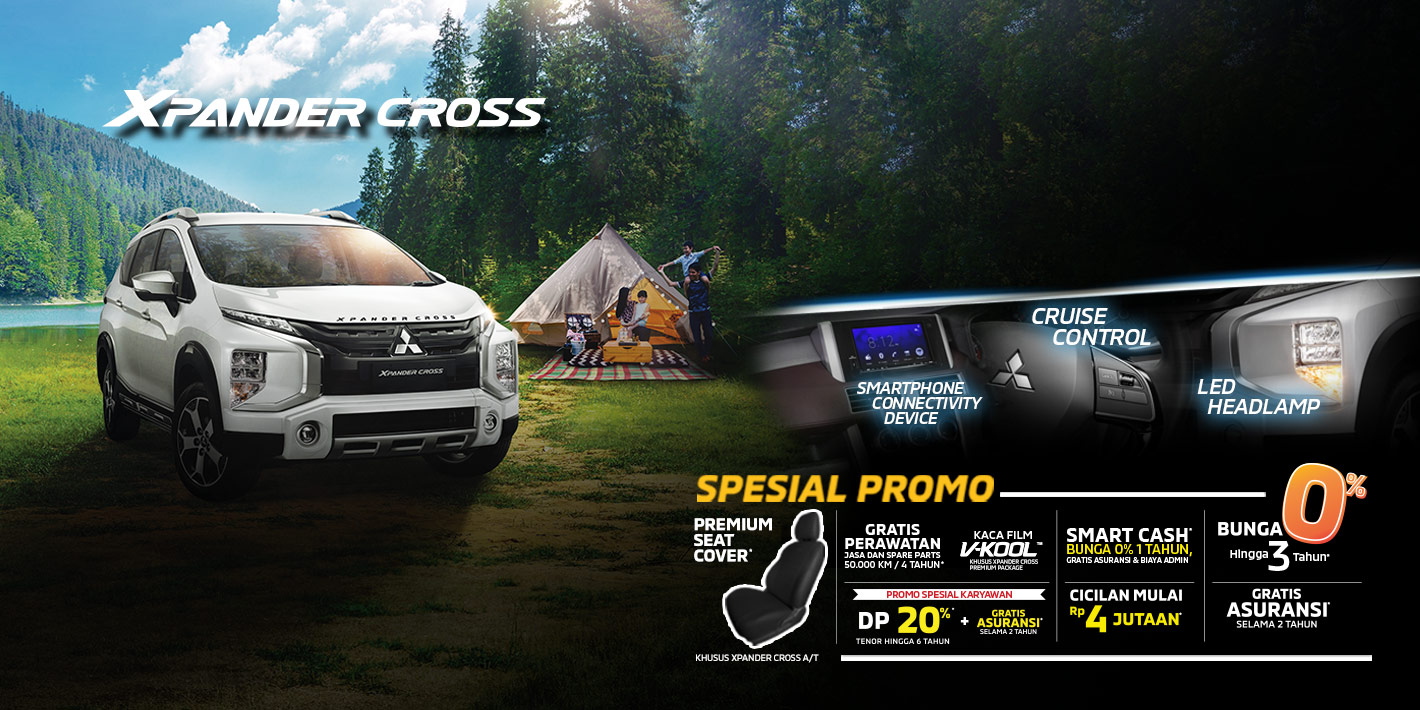 Program Penjualan Mitsubishi Motors Oktober 2020