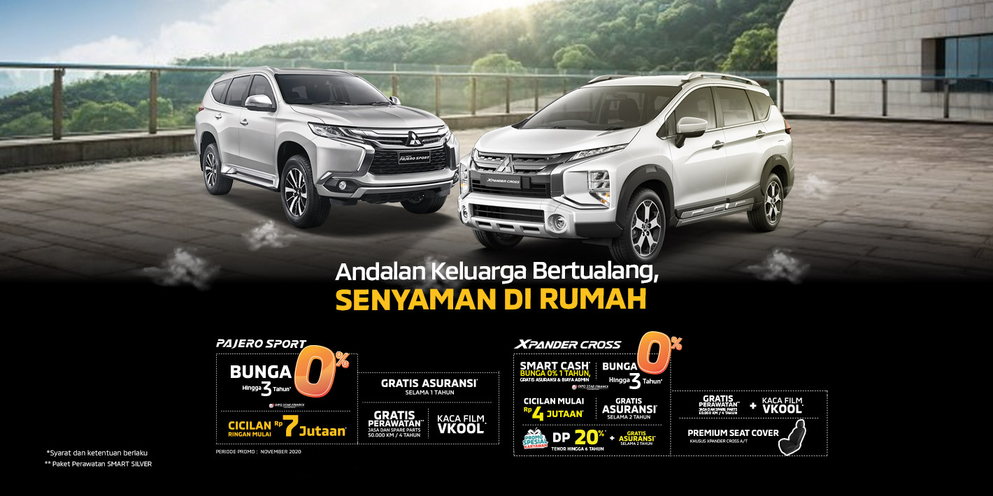 Program Penjualan Mitsubishi Motors November 2020