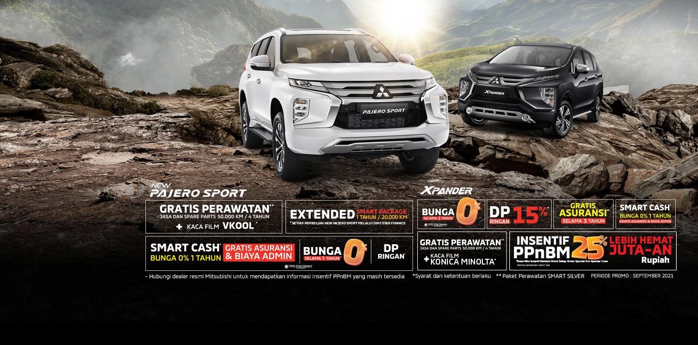 Program Penjualan Mitsubishi Motors SEPTEMBER 2021